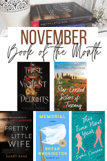 november book of the month 2020