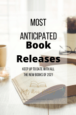 2021 book releases