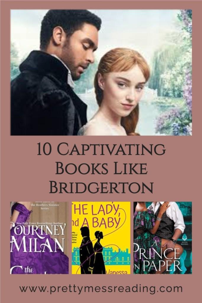 books like Bridgerton
