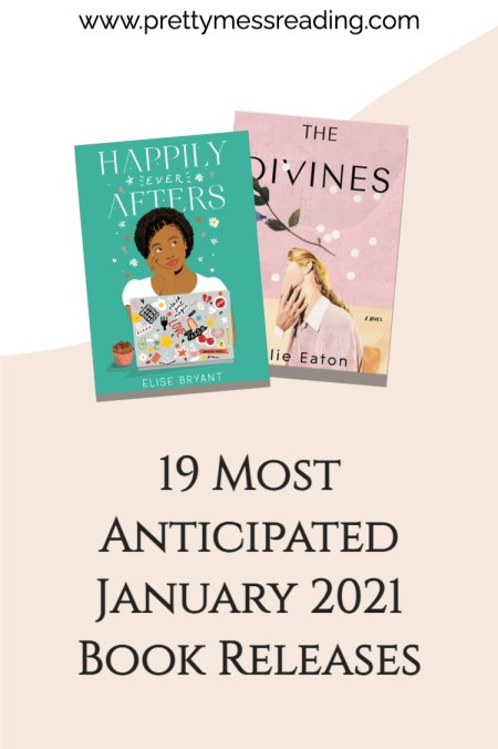 January 2021 book releases