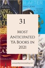 most anticipated ya books 2021