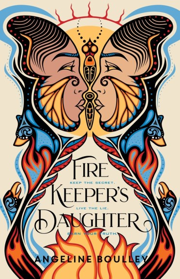 the fire keeper's daughter