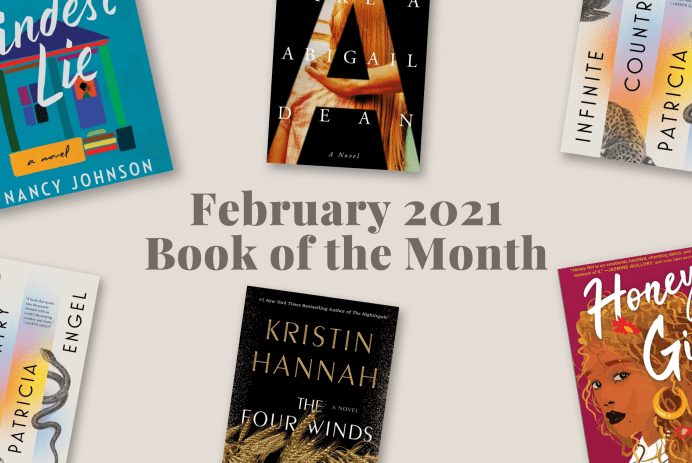 book of the month 2021