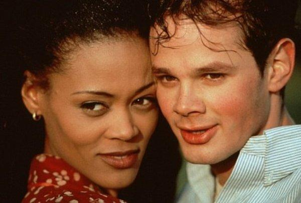 Robin Givens and Svetozar Marinkovic