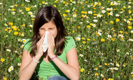 natural remedies for summer allergies
