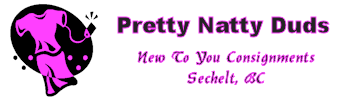 "Pretty Natty Duds - Awesome ""New To You"" Consignment Clothing, Jewelry, Handbags & Shoes"