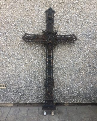 Belgian cast iron cross