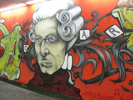 Grafitti Mozart