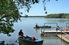 Rowboats are waiting