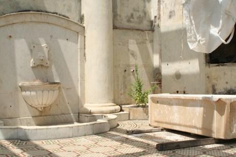 An old bathroom
