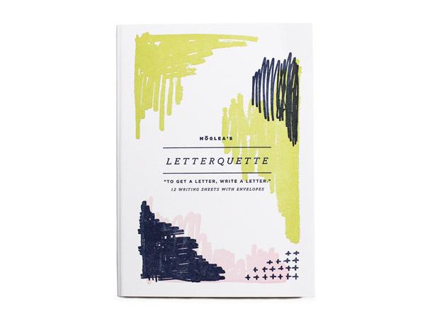 Moglea Letterquette sets