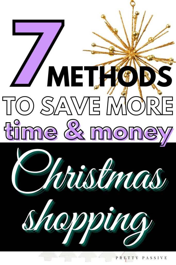 stop wasting money on christmas gifts. save more money christmas shopping with these frugal hacks & tips for savvy shoppers