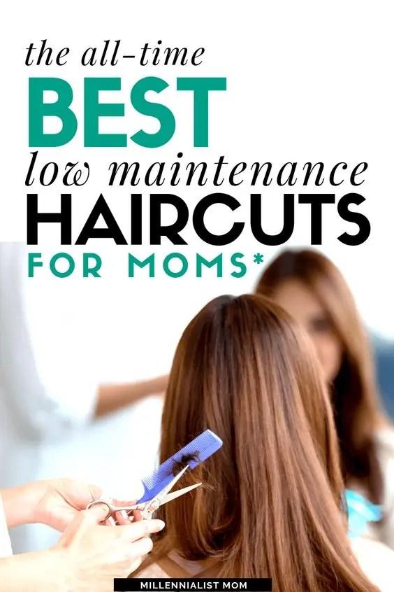 Best Mom Haircuts : haircuts, Maintenance, Haircuts, Pretty, Passive