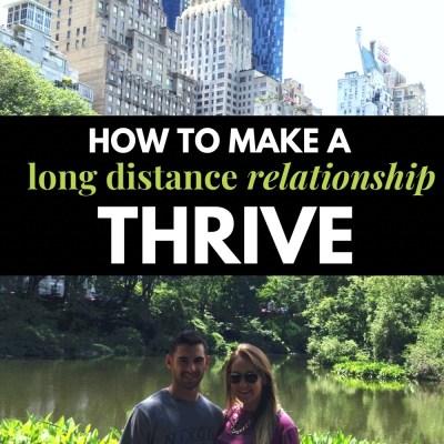 6 secrets for long-distance relationship success