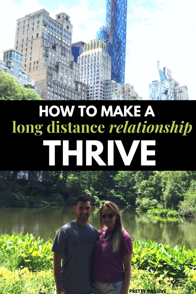 How to make a long distance relationship THRIVE. Tips and secrets to help your LDR beat the distance and come out healthy on the other side. We did it throughout 3 years and more than 3000 miles. I'm pretty much the SME for a happy and successful long distance relationship through deployments, schooling, and parenthood!