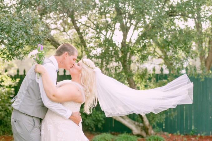 Real Woodland Weddings: {Real Plus Size Wedding} Enchanted Woodland Wedding In