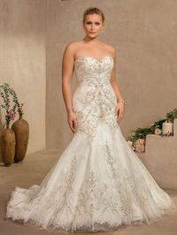 Pretty Pear Bride | Inspiration for Plus Size Brides
