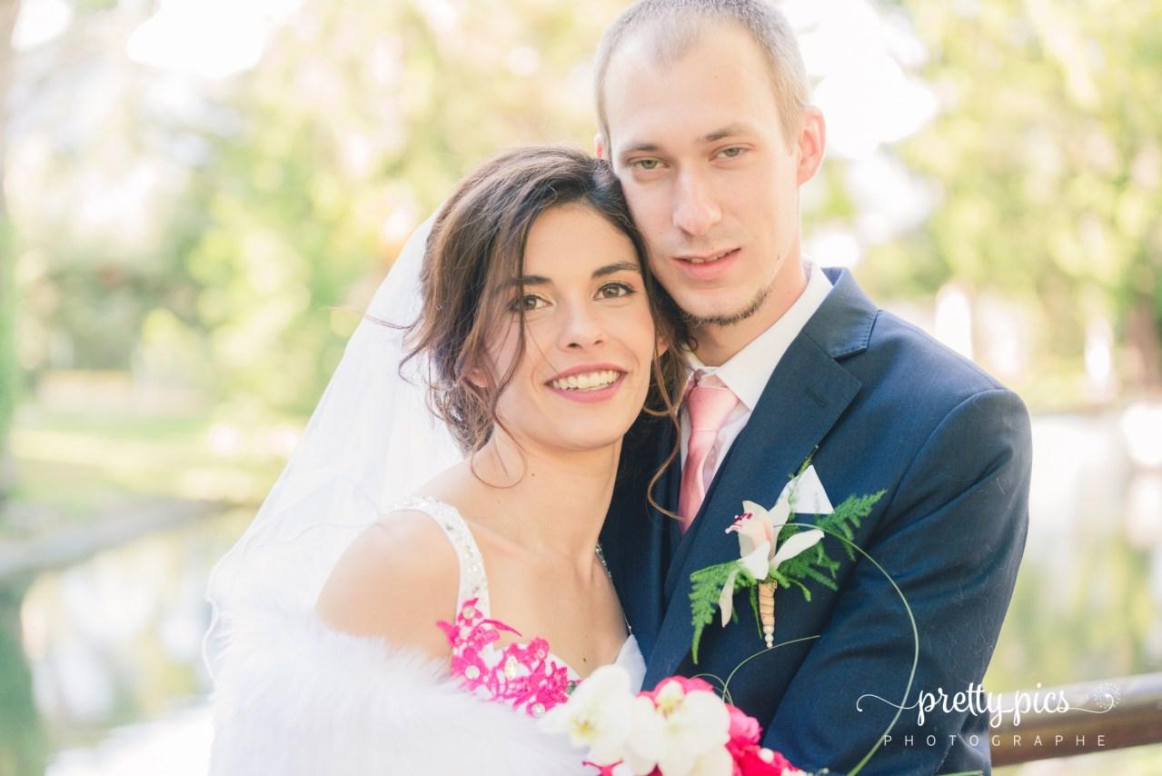 Mariage d'Amélie et Quentin