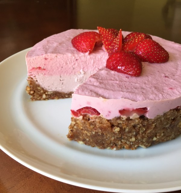 Strawberry Cream Cake 6