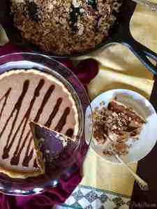 Cinnamon Maple Crunch Pie   Pretty Pies