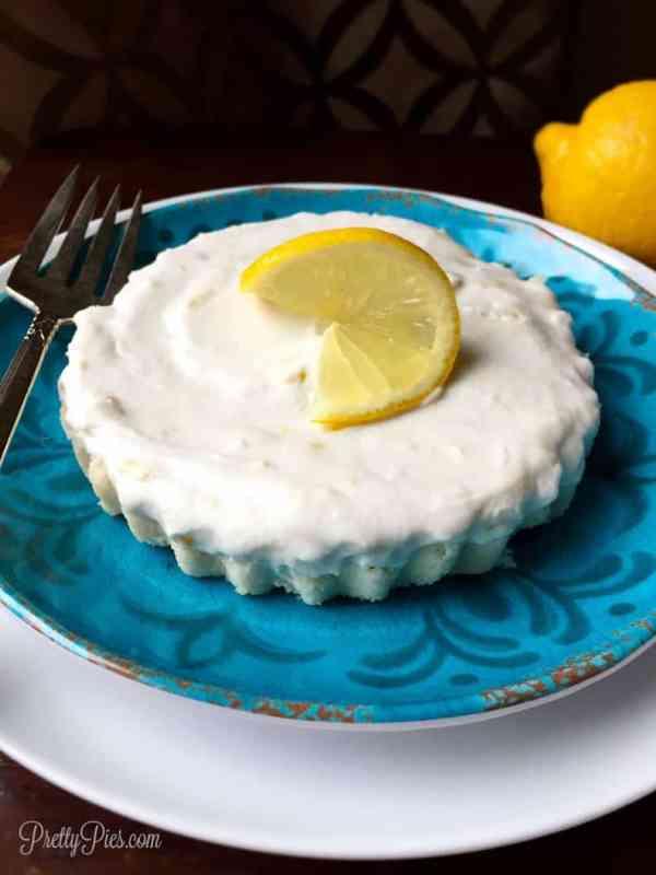 Lemon Pie Pretty Pies