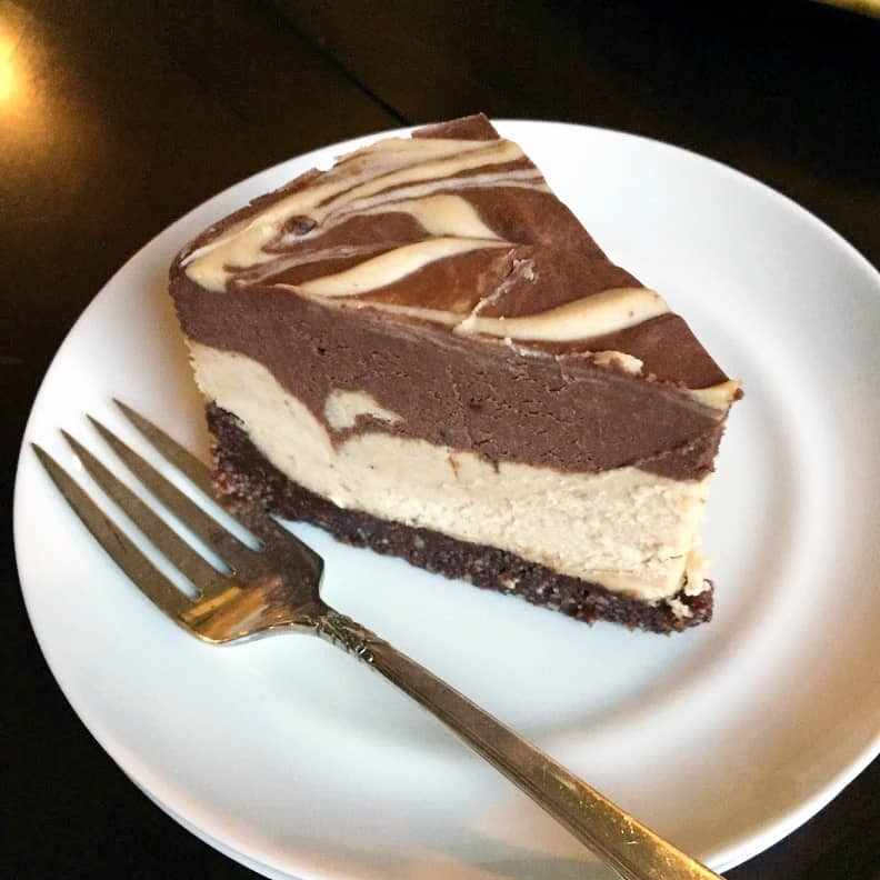 Peanut Butter Cup Cheesecake | Pretty Pies