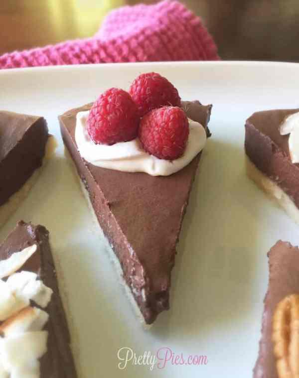 Chocolate Tart | Pretty Pies