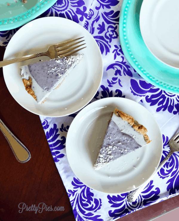 Blueberry Tart | Pretty Pies