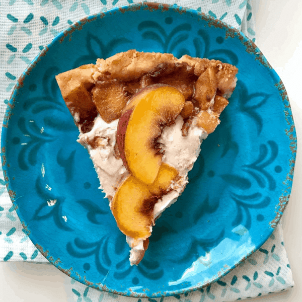Peaches 'N Cream Pie - PrettyPies