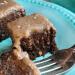 Salted Caramel Brownie Bites (Paleo, Vegan) - PrettyPies.com