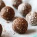 Almond Bliss Balls (Vegan, Paleo, No-Bake) from PrettyPies.com