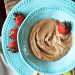 Healthy Peanut Butter Pie Dip (Vegan, Keto) PrettyPies.com