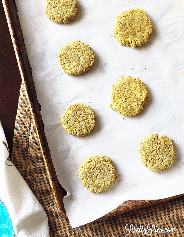 Life Changing Lemon Cookies (Low-Carb, Vegan, Paleo)