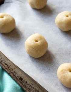 Powdered Sugar Mini Donuts (Keto, Paleo, Vegan)