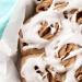 Low-Carb Cinnamon Rolls (Paleo, Vegan, Dairy-Free) PrettyPies.com