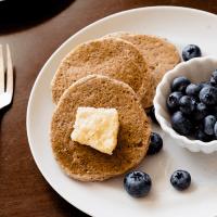 Low-Carb Pancakes (Dairy-Free, Egg-Free, Gluten + Grain-Free)