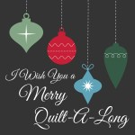 i wish you a merry quilt along logo