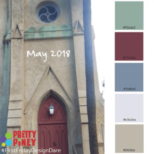 May 2018 Design Dare