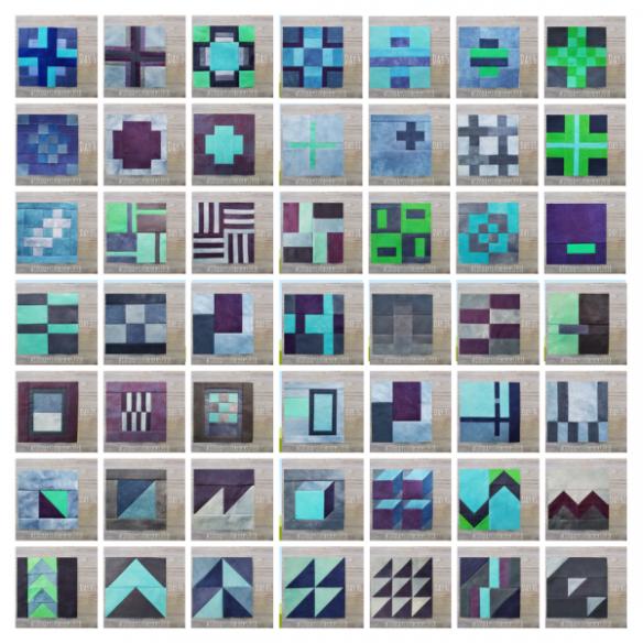 What I Made Monday Blocks 1-49