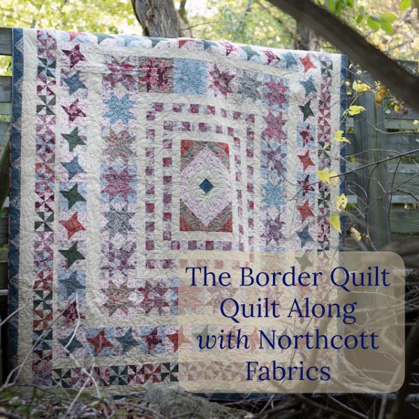 Border Quilt Quilt Along