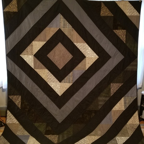 What I Made Monday Wedding Quilt