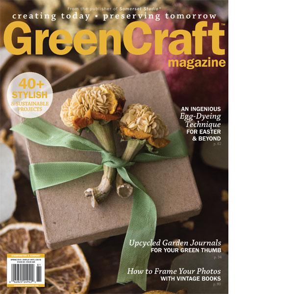 greencraft magazine