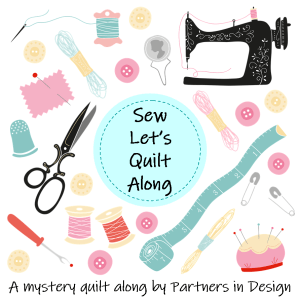Sew Let's Quilt Along logo