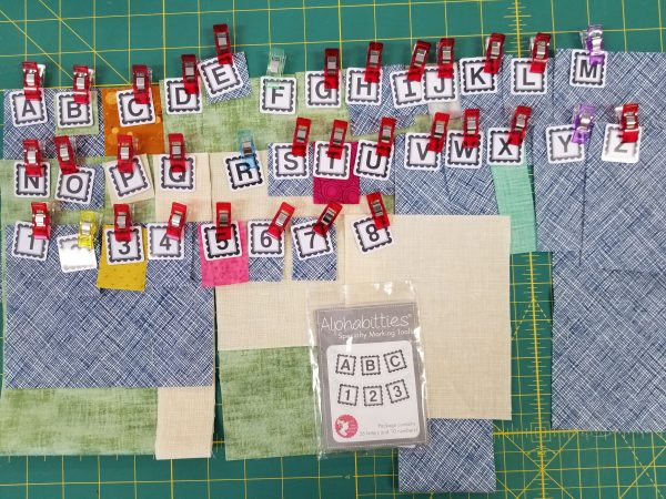 Sew Let's Quilt Along organization