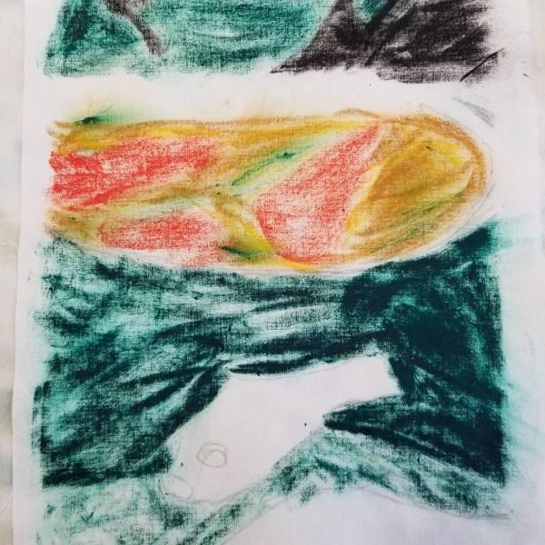 Matisse group art quilt