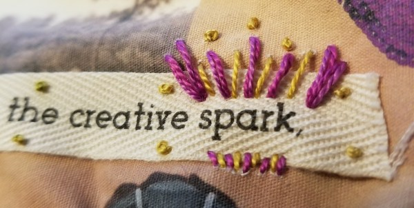 What I Made Monday Creative Spark