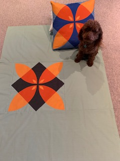 Pippin Quilt and Pillow