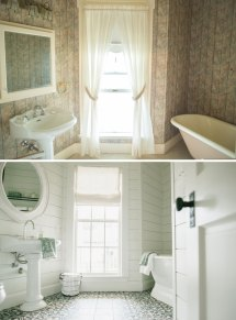 Joanna Gaines Fixer Upper Bathroom