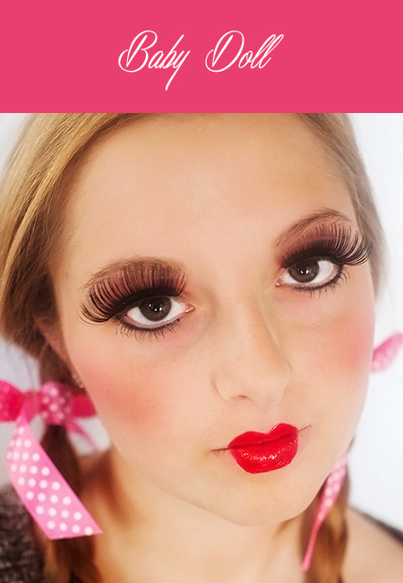 two diy makeup looks for halloween  pretty plain janes
