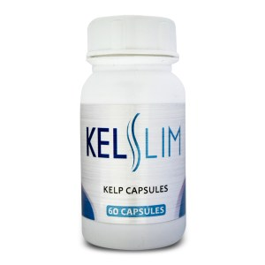 'KELSLIM is an excellent source of natural iodine, essential for proper thyroid function that helps to regulate the body's metabolism.' 'Daily use of seaweed provides optimum nourishment for the hormonal, lymphatic, urinary, and nervous systems.'